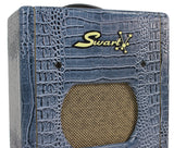 Swart Space Tone Atomic Jr Amp, Charcoal Blue Croc