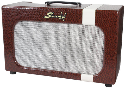 Swart Mod 84 Combo Amp - Brown Gator / Ivory Ostrich