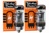 TAD Tube Amp Doctor 5881WXT, Matched Pair, Premium Selected