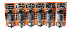 TAD Tube Amp Doctor 6550A, Matched 6, Premium Selected