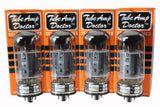 TAD Tube Amp Doctor 6550A, Matched Quartet, Premium Selected
