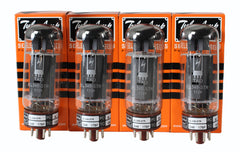 TAD Tube Amp Doctor EL34B-STR, Matched Quartet, Premium Selected