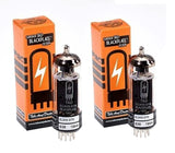 TAD Tube Amp Doctor EL84S-STR, Blackplate, Matched Pair, Premium Selected