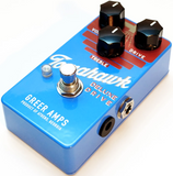 Greer Tomahawk Deluxe Drive Overdrive Pedal