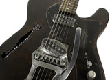Trussart Deluxe Steelcaster w/ B16 Bigsby and TV Jones