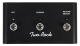 Two-Rock Classic Reverb Signature 50 Tube Rectified Head - Ostrich - Silverface