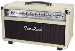 Two-Rock TS1 Tone Secret 100/50 Watt Head - Blonde - Silverface