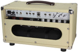 Two-Rock Classic Reverb Signature 50 Tube Rectified Head - Blonde - Blackface