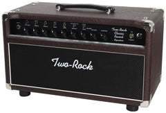 Two-Rock Classic Reverb Signature 100/50 Head - Brown Ostrich - Blackface