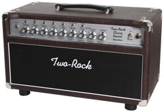 Two-Rock Classic Reverb Signature 50 Tube Rectified Head, Ostrich, Silverface