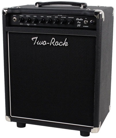 Two-Rock Studio Pro 35 Combo - Black