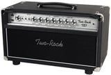 Two-Rock TS1 Tone Secret 50 Watt Head, Black, Silverface