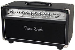 Two-Rock TS1 Tone Secret 100/50 Watt Head, Black, Silverface