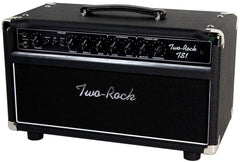 Two-Rock TS1 Tone Secret 100/50 Watt Head, Black, Blackface