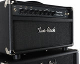 Two-Rock Traditional Clean 100/50 Head - Black Bronco