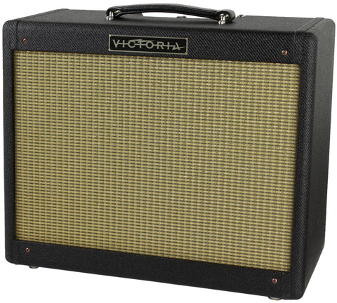 Victoria Amps 5112 Amplifier, Black Tweed