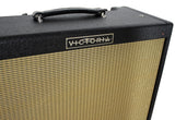 Victoria Amps Trem Deluxe Amplifier - Black Tweed