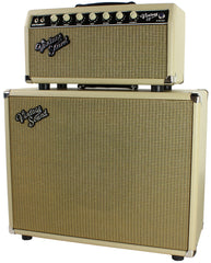 Vintage Sound Vintage 15 Head & 1x12 Cab, Blonde, Gold
