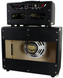 Vintage Sound Vintage 22sc Head & 1x12 Cab - Black / Tan