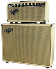 Vintage Sound Vintage 35sc Head & 1x12 Cab, Blonde, Gold