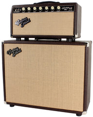 Vintage Sound Vintage 22sc Head & 1x12 Cab, Brown Ostrich