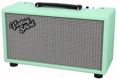 Vintage Sound All Tube Reverb / Vibrato Unit - Surf Green