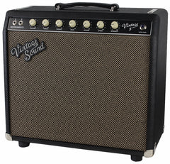 Vintage Sound Vintage 5, Black, Tan