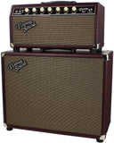 Vintage Sound Vintage 35sc Head & 1x12 Cab, Wine