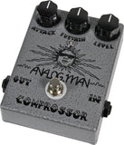 Analog Man 3 Knob Large Comprossor Pedal - Humbucker Music