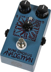 Analog Man Mini Chorus Pedal w/ Mix knob