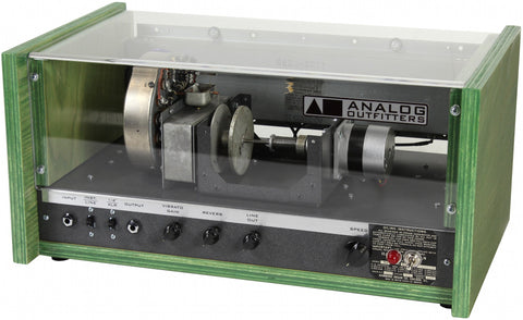 Analog Outfitters The Scanner Vibrator Reverb - Mint Green