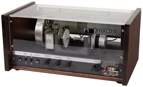 Analog Outfitters The Scanner Vibrator Reverb - Mahogany - Humbucker Music