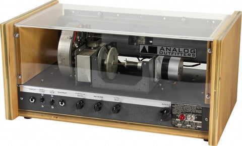 Analog Outfitters The Scanner Vibrator Reverb - Natural