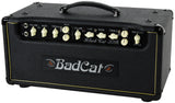Bad Cat Black Cat 30R Reverb Head - Humbucker Music