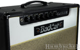 Bad Cat Cub III 30 Reverb Combo Amp - Black / White