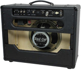 Bad Cat Hot Cat 15 Reverb Combo Amp - Black / White