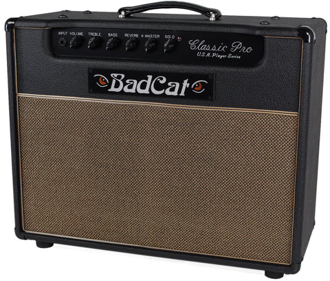 Bad Cat USA Players Classic Pro 20R 1x12 Combo - Black
