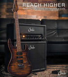 Suhr Badger 30 Head w/ 1x12 Cab - New Version