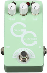 Barber Gain Changer Pedal - Surf Green