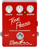 Barber Tone Press Pedal - Red - B Stock