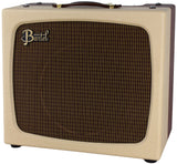 Bartel Amplifiers Sugarland 12w 1x12 Combo Amplifier, Cream/ Brown