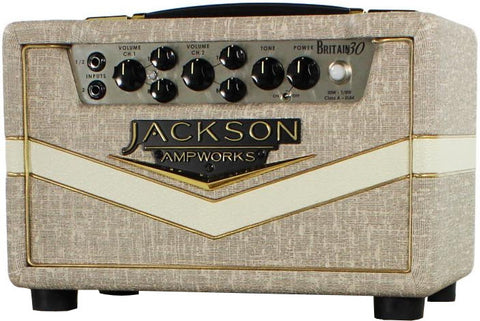 Jackson Ampworks Britain 30 Head - Fawn