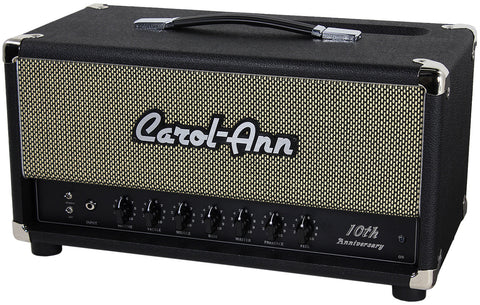 Carol-Ann 10th Anniversary Limited Head - Humbucker Music