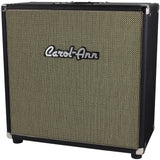 Carol-Ann 1x12 Unloaded Cabinet in Black - Humbucker Music