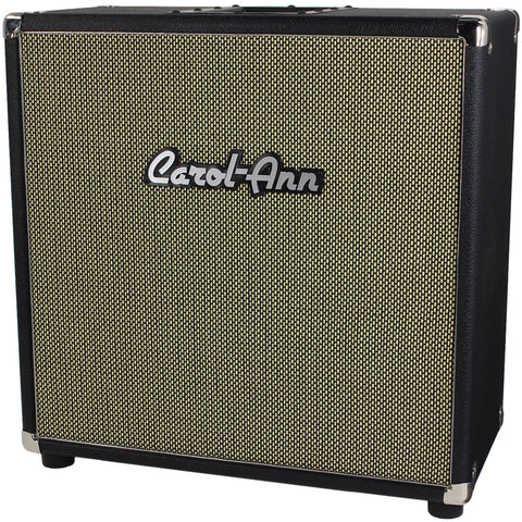 Carol-Ann 1x12 Cabinet in Black - Humbucker Music
