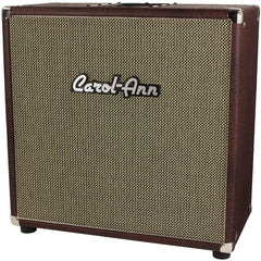 Carol-Ann 1x12 Unloaded Cabinet in Brown Ostrich