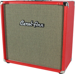 Carol-Ann 1x12 Unloaded Cabinet in Red