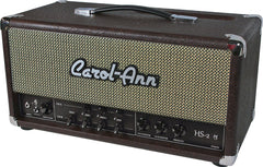 Carol-Ann HS-2 Head in Brown Ostrich