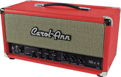 Carol-Ann HS-2 Head in Red