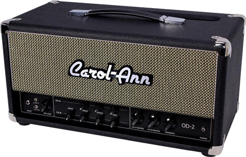 Carol-Ann OD2 Head - Humbucker Music